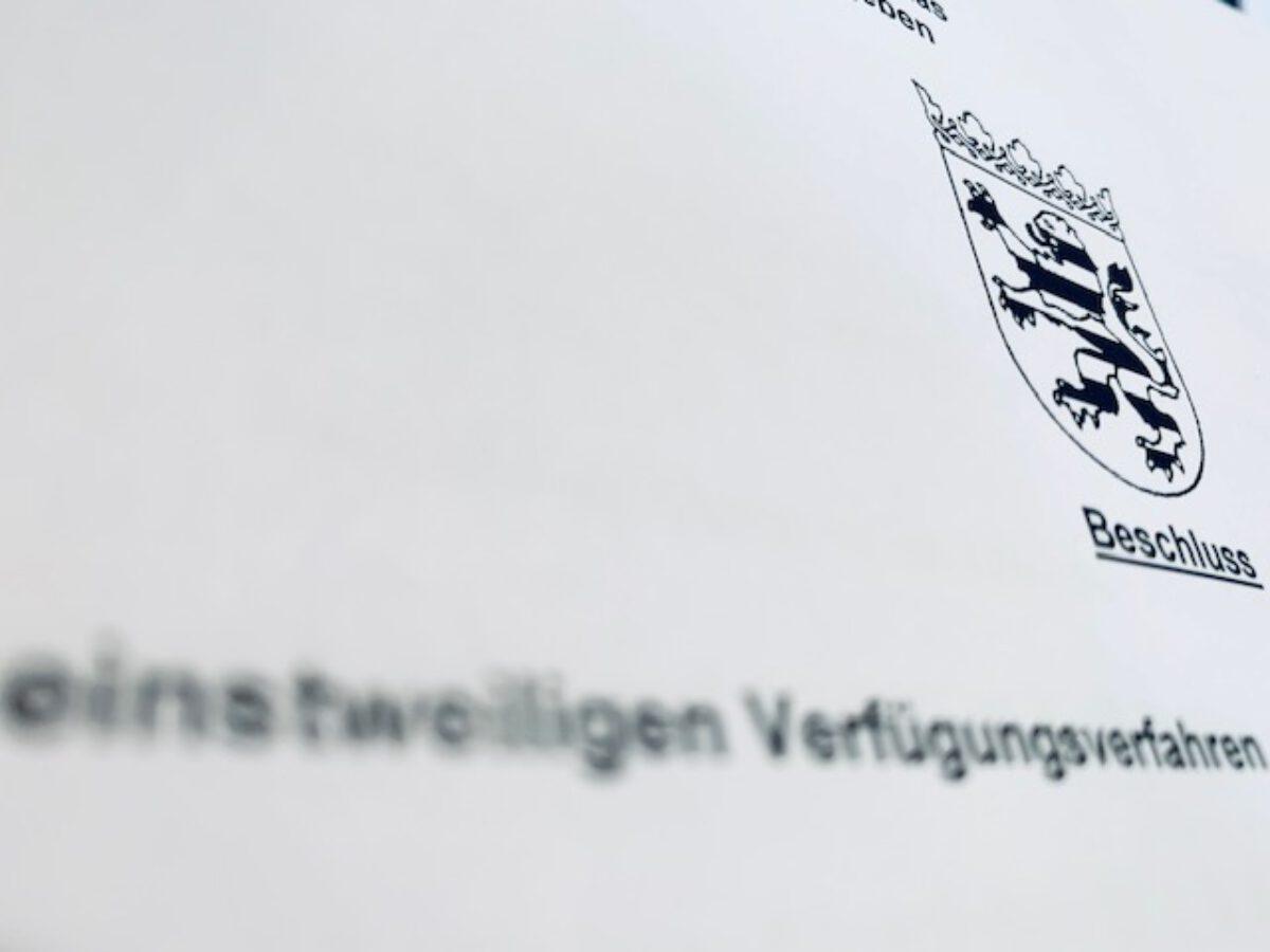 Abmahnung Hermés durch Grünecker Patent- u. Rechtsanwälte