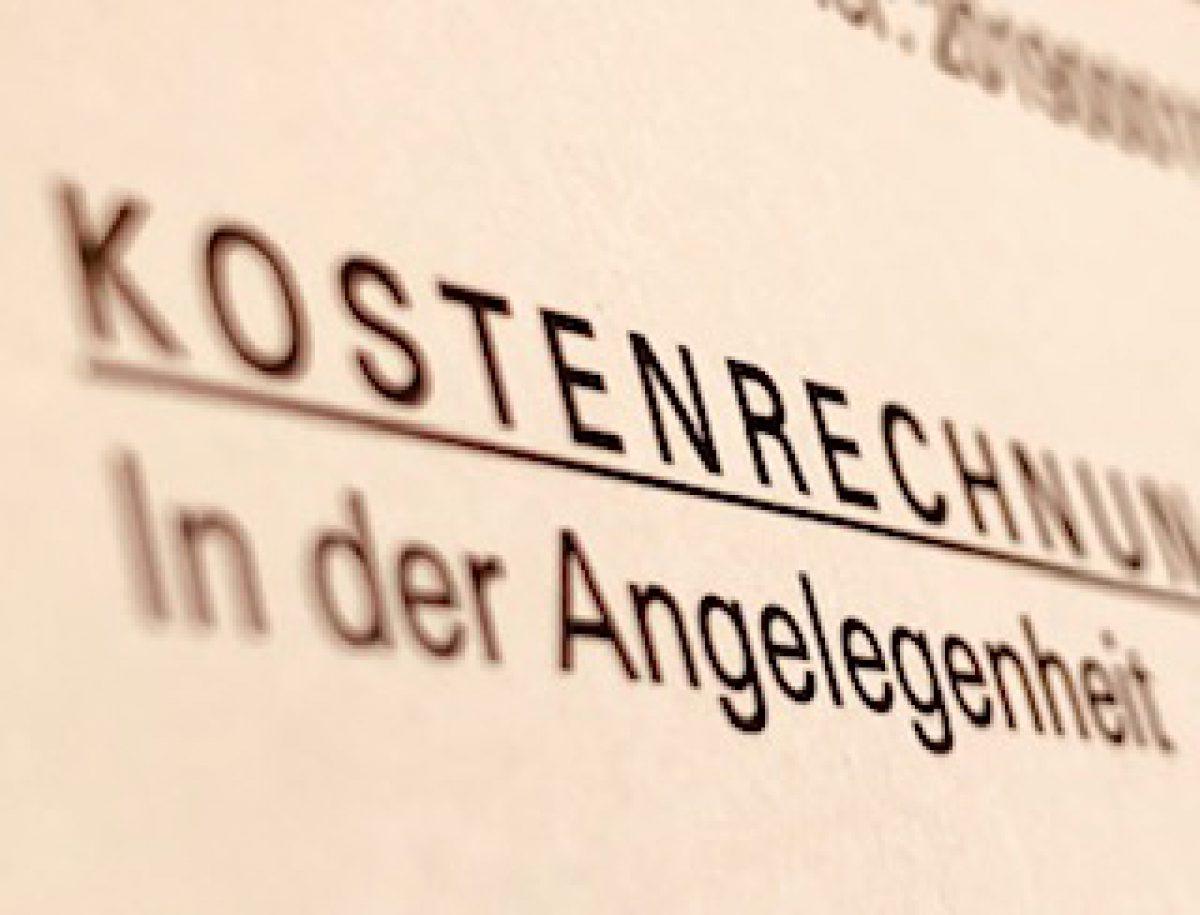 Erstattungsanspruch für Mitwirkung Patentanwalt